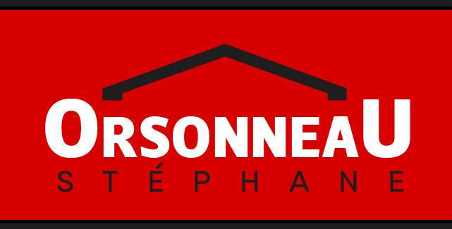 Logo de ORSONNEAU STEPHANE, couvreur aux sables d'Olonne